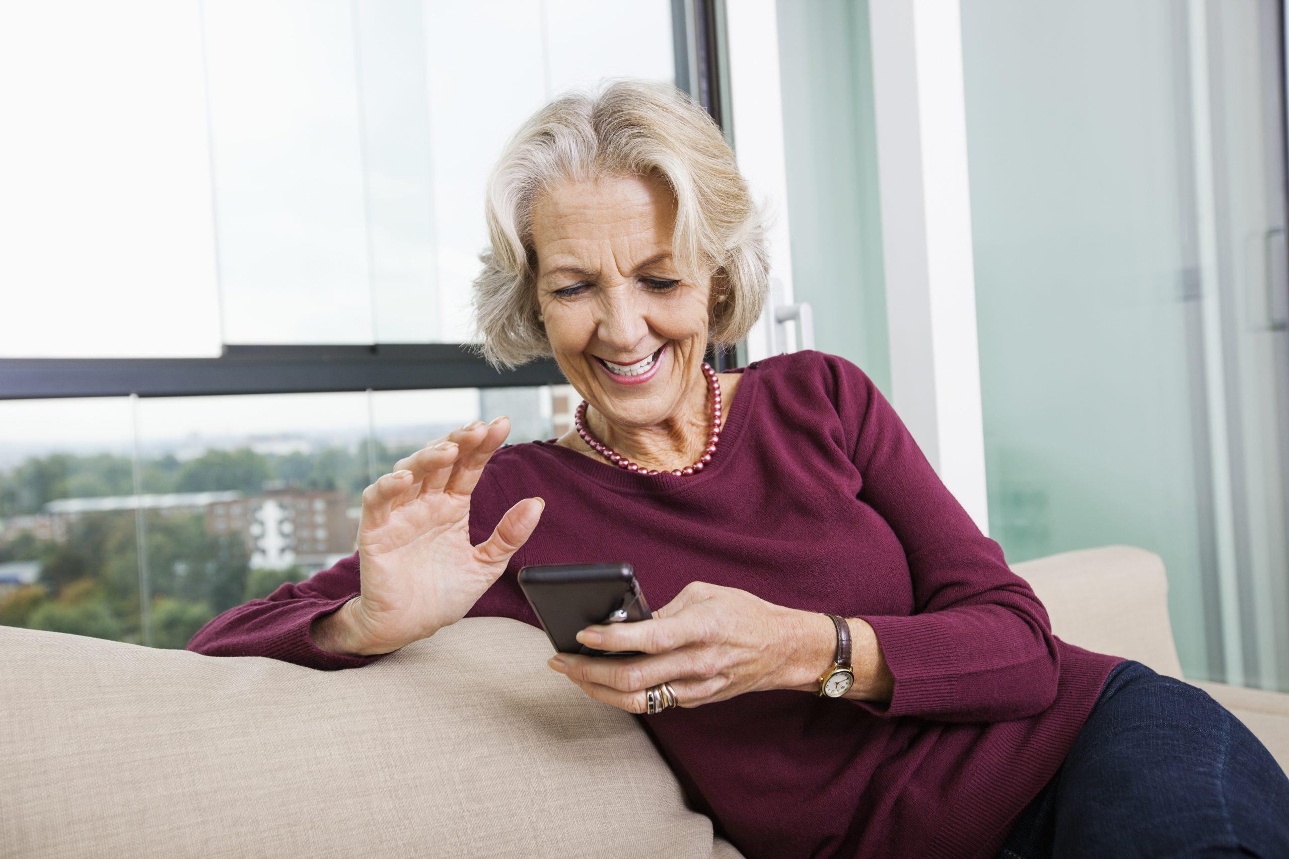 Telemedicine help with Seniors